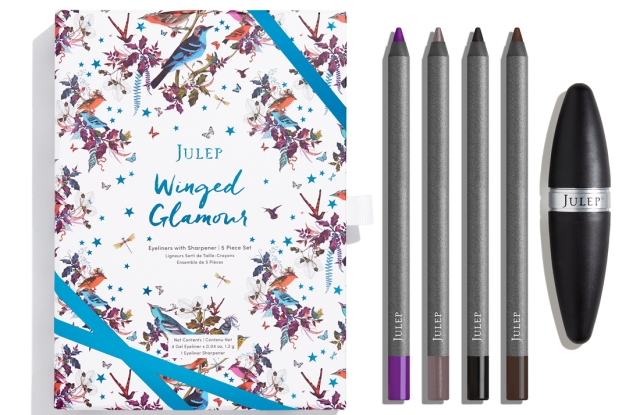 Julep's Winged Glamour set from the holiday collection.