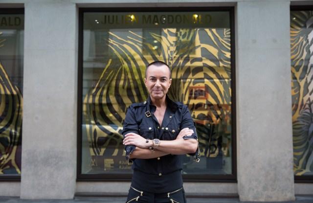 Julien Macdonald The Mayfair Hotel