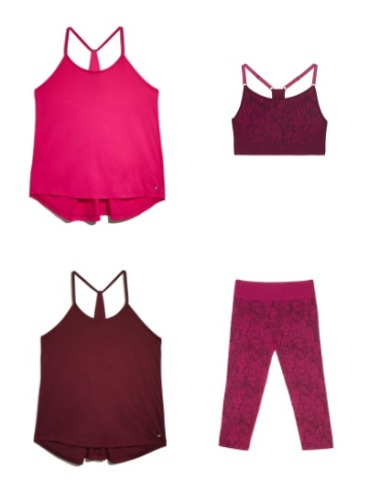 Kate Hudson and Fabletics for Fashion Targets Breast Cancer