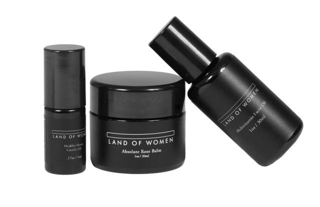 Land of women skin care
