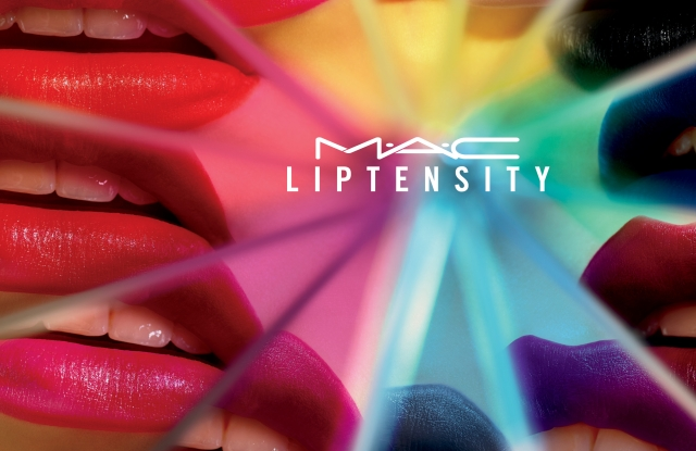 MAC is adding the 24-shade Liptensity collection to its lipstick range.