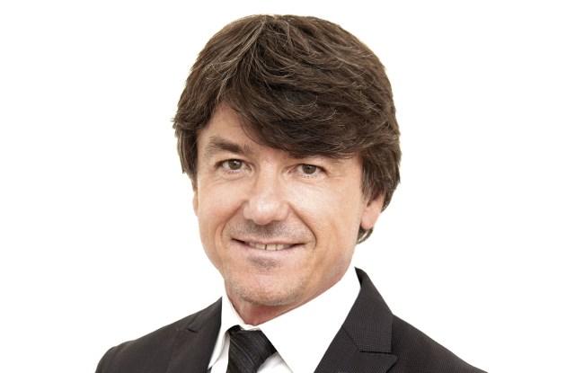 Marcello Tassinari, Managing Director of Aeffe Group.  Courtesy Photo.