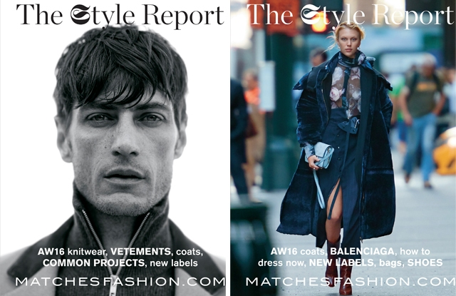 men's women's issues The Style Report