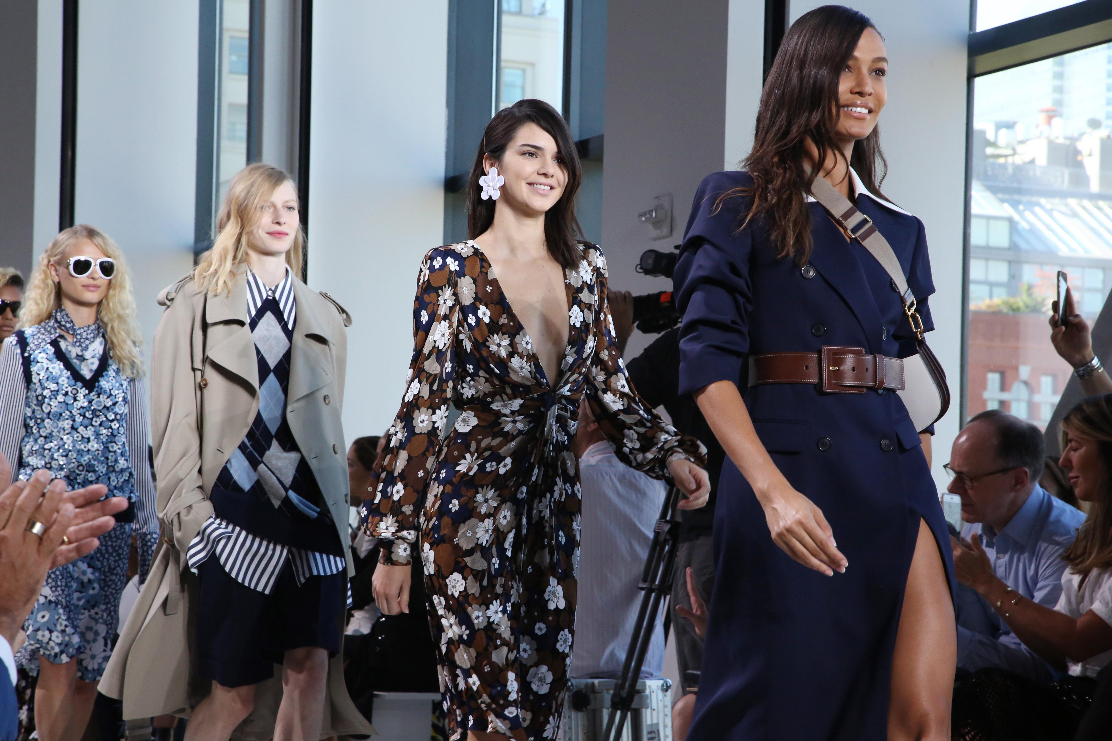 Michael Kors show, Spring Summer 2017, New York Fashion Week, USA - 14 Sep 2016