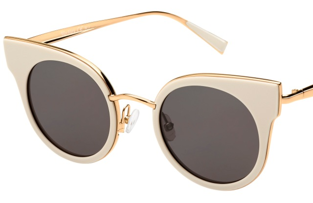 A Max Mara model produced and distributed by Safilo