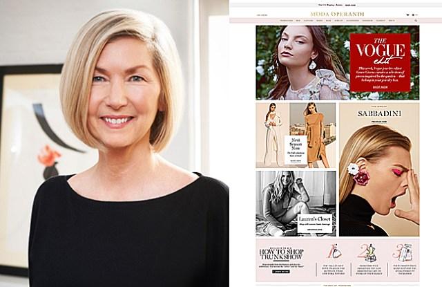 Deborah Nicodemus and Moda Operandi's home page.