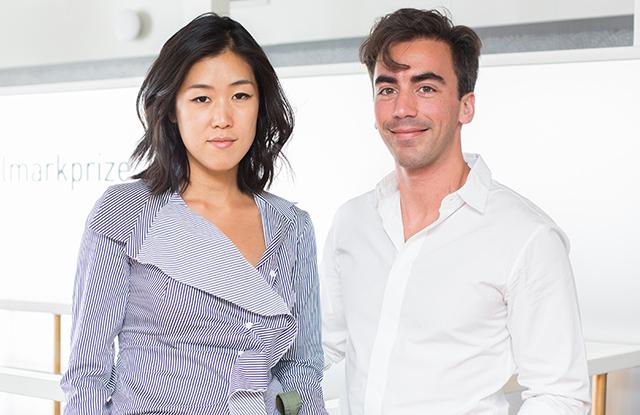 Laura Kim and Fernando Garcia of Monse and Oscar de la Renta