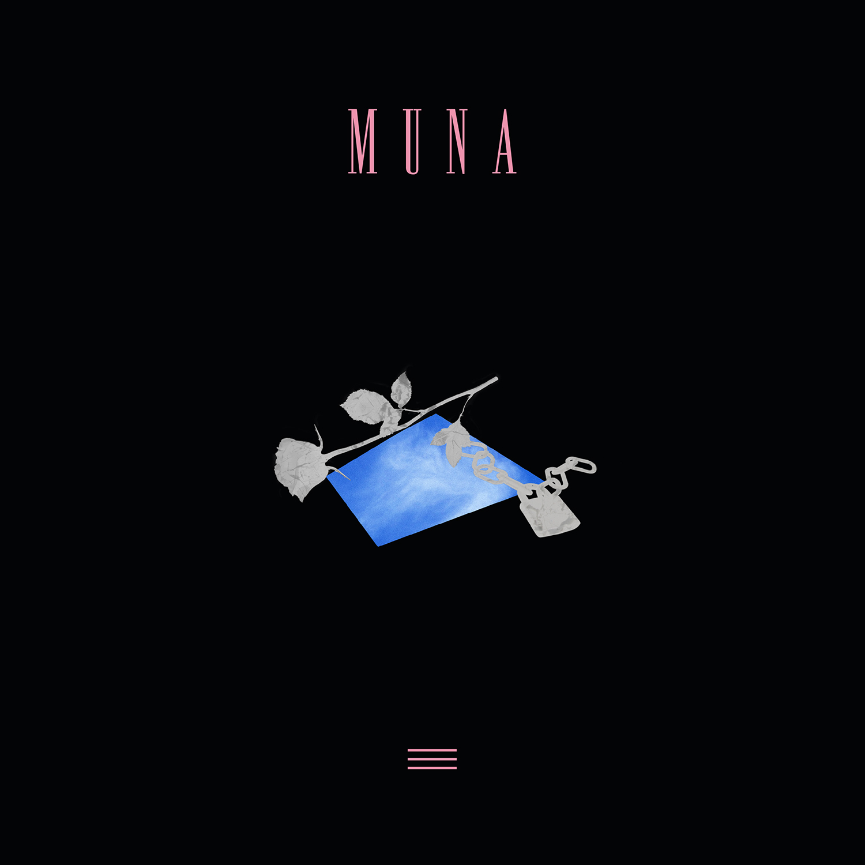 MUNA EP cover
