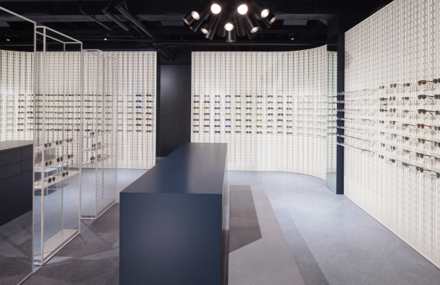 Mykita at 847 South Broadway in downtown Los Angeles