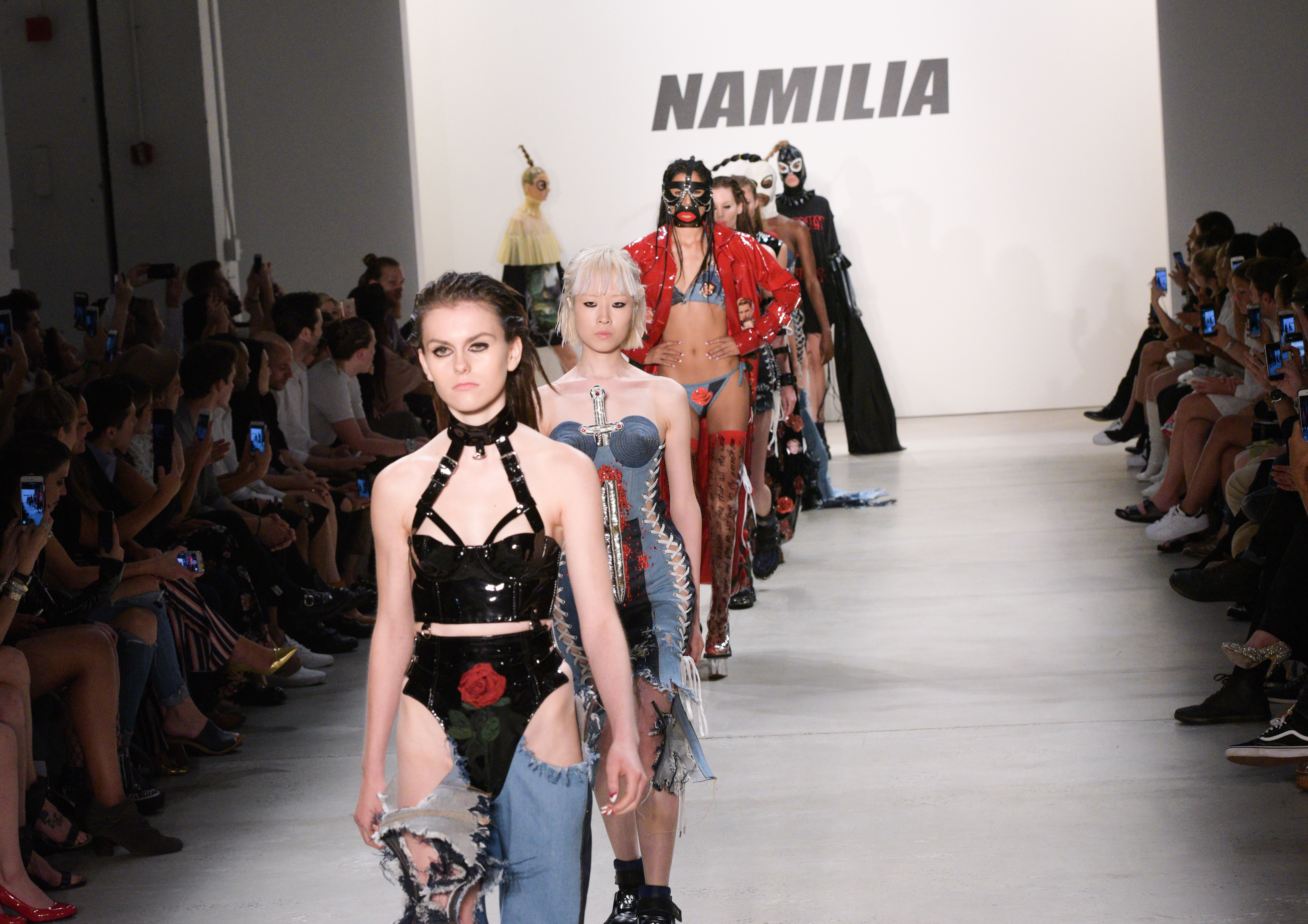 Namilia RTW Spring 2017