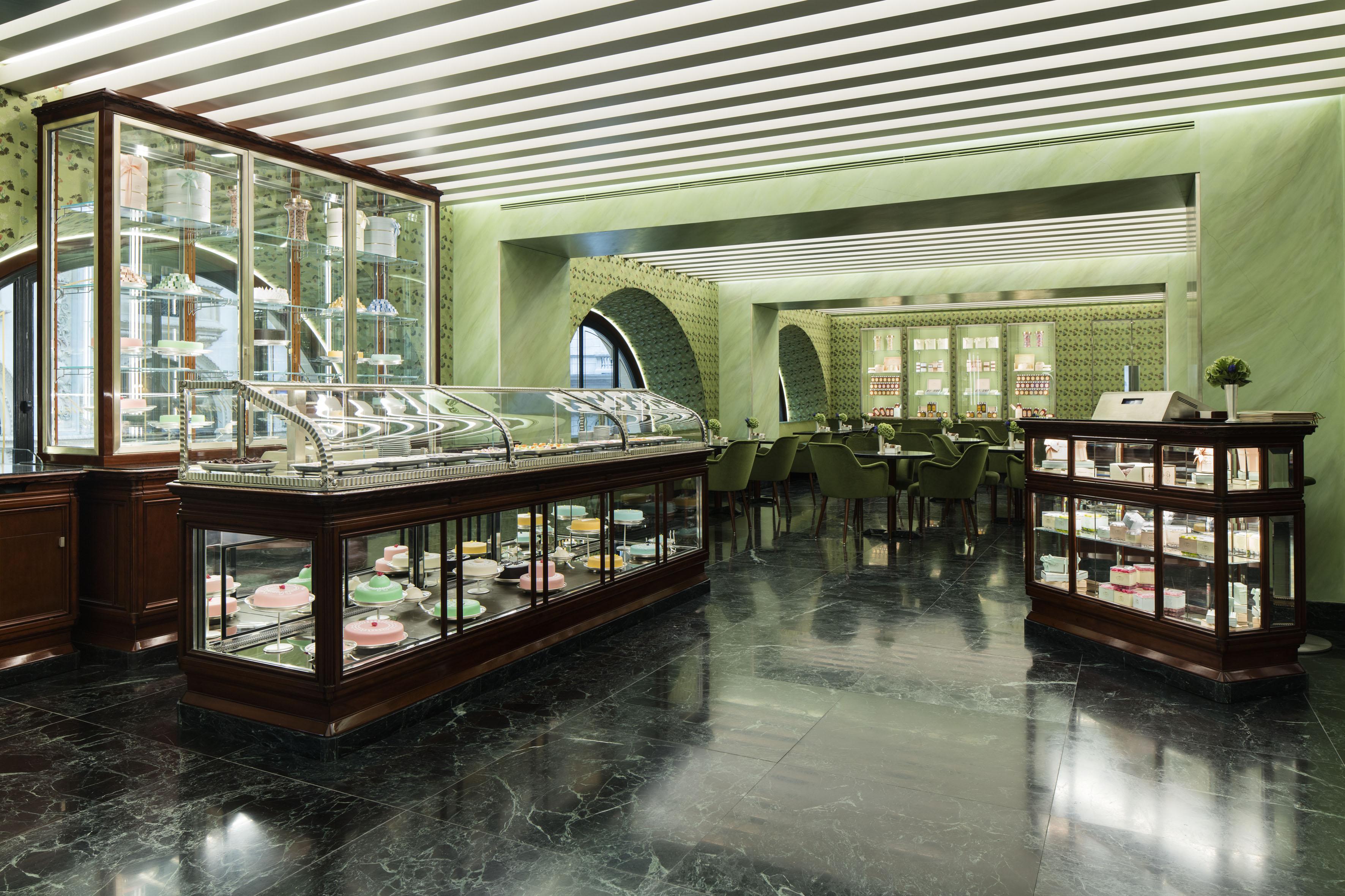 Pasticceria Marchesi Galleria Vittorio Emanuele
