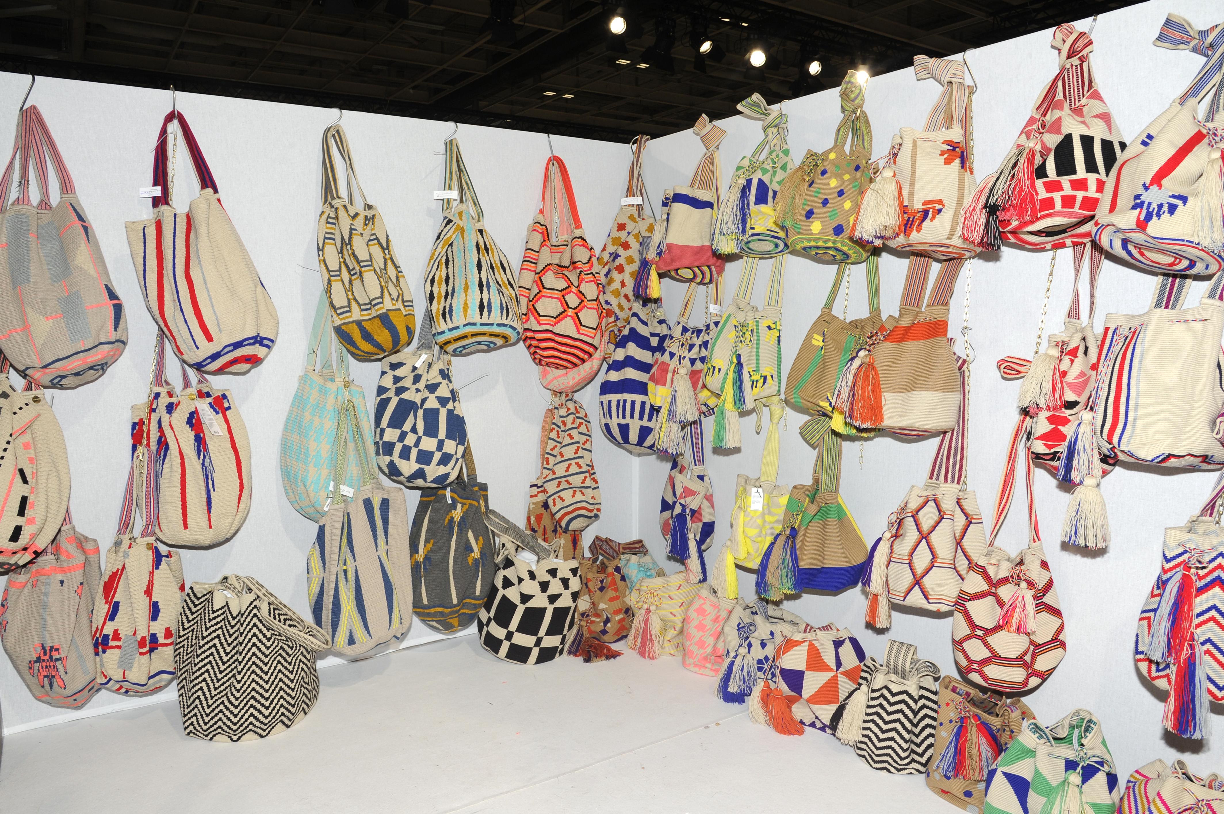 Crafty bags by Guanabana Handmade Première Classe Bijorhca