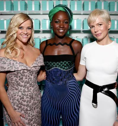 Tortonto Film Festival 2016 Reese Witherspoon, Lupita Nyong'o Michelle Williams