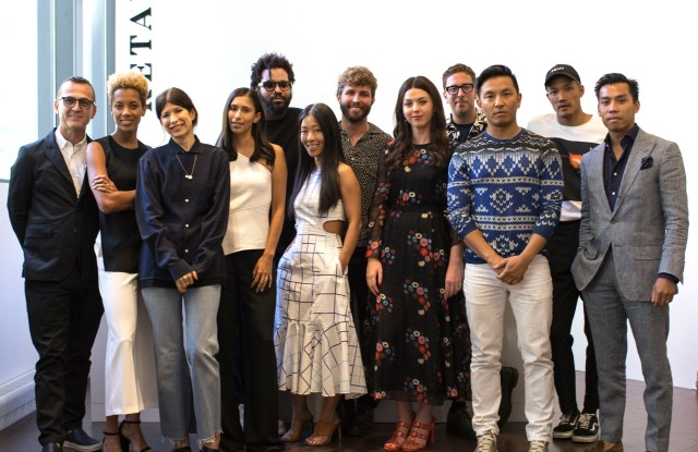 The designers who will be featured in the CFDA's Retail Lab.