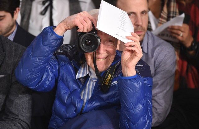 The Bryant Park Foundation will pay tribute to the late Bill Cunningham Thursday morning.