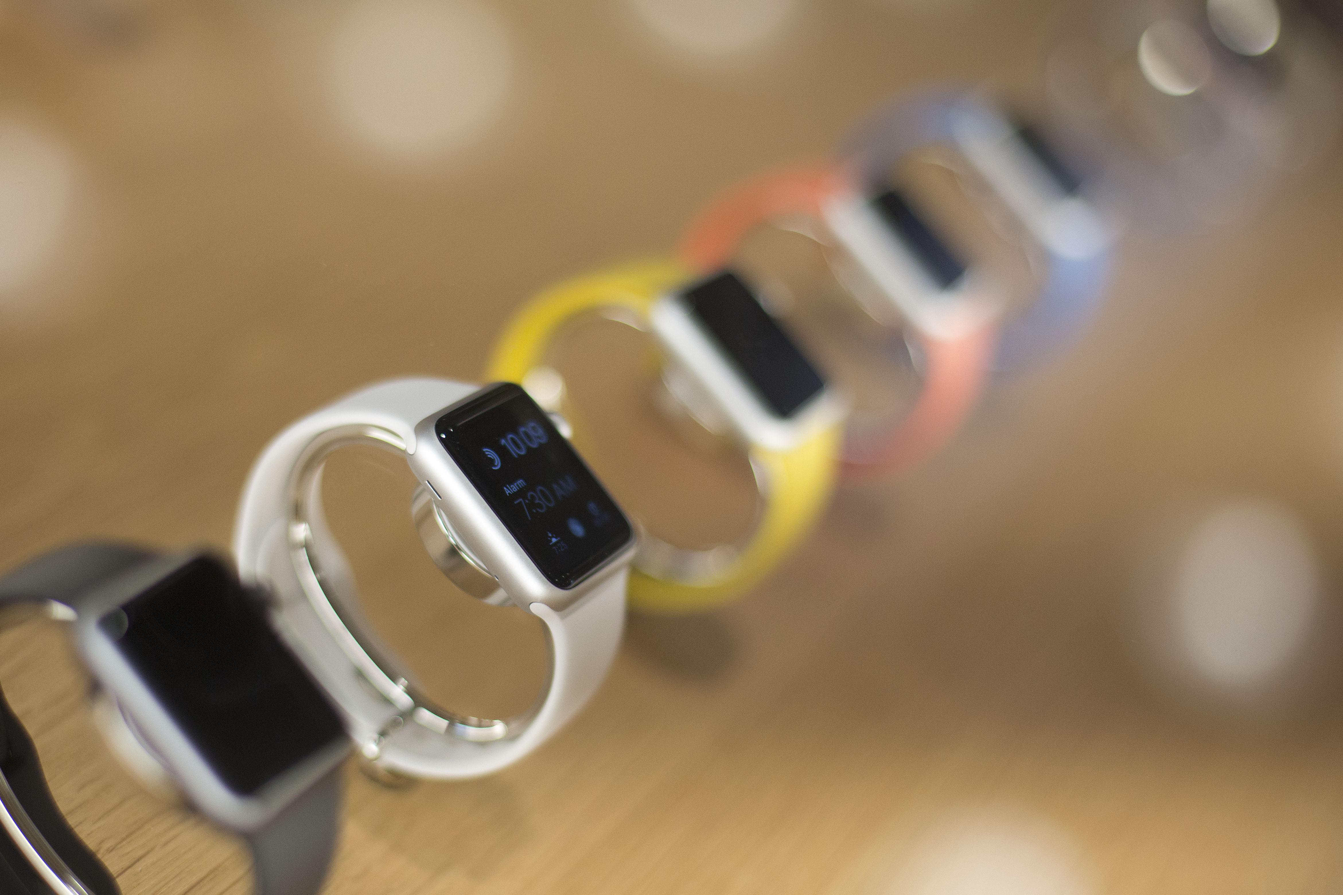 Apple apple watch tim cook smartwatch