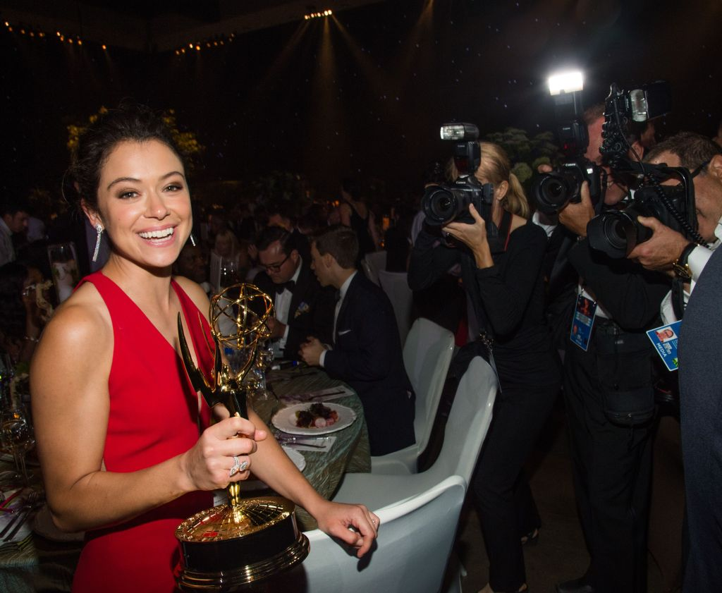 Governor's Ball 2016 Tatiana Maslany