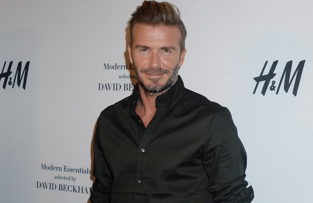 David Beckham Kevin Hart H&M Modern Essentials