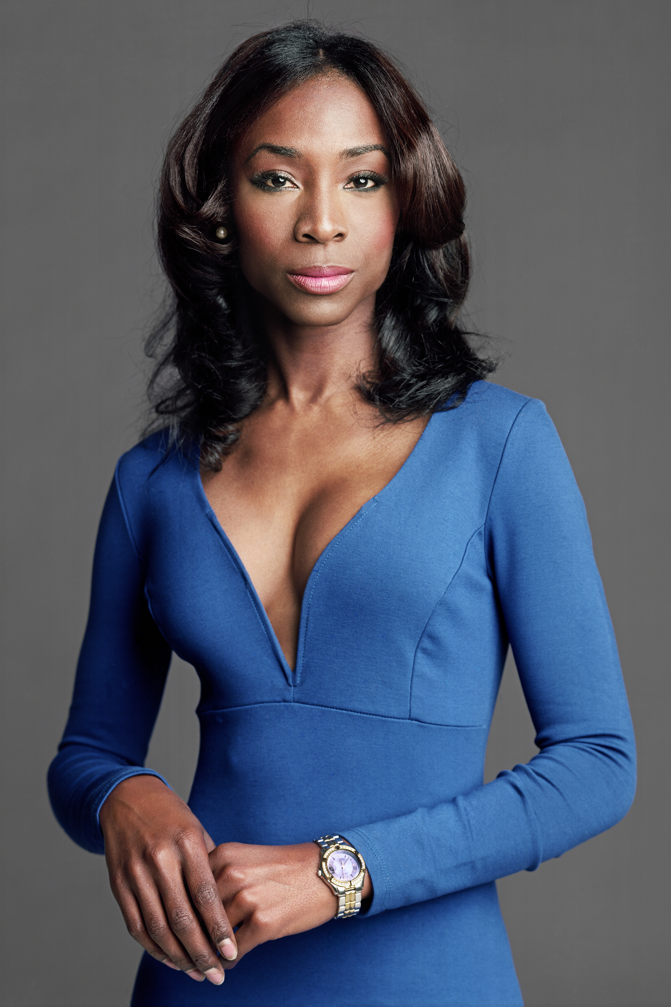 "Angelica Ross, founding ceo of TransTech Social Enterprises and president of Miss Ross, in ""The Trans List."""