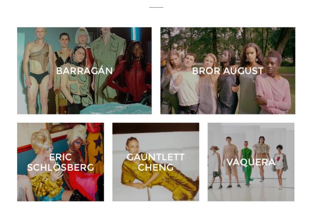 The Circe New York web site.