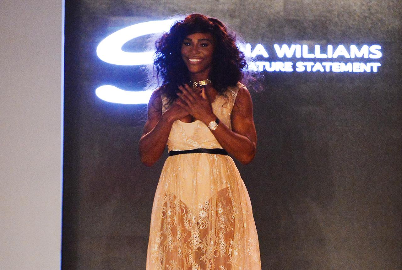 Serena Williams Signature Statement Spring 2017