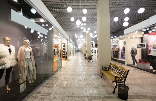 In-store traffic declined 6.6 percent in August.