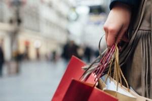 Shopper shopping bags marketing