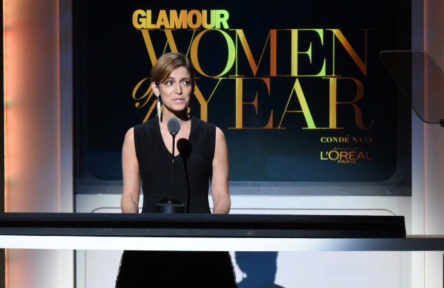 Cindi Leive at Glamour's Women of the Year event in 2015.
