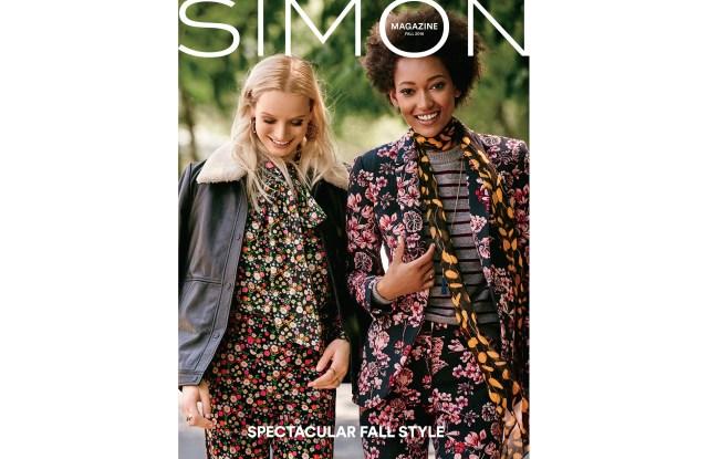 Simon Fall 2016 Magazine