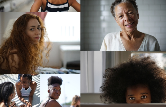 """SheaMoisture's latest platform challenges the concept of """"normal"""" hair."""