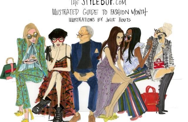 Stylebop x Julie Houts