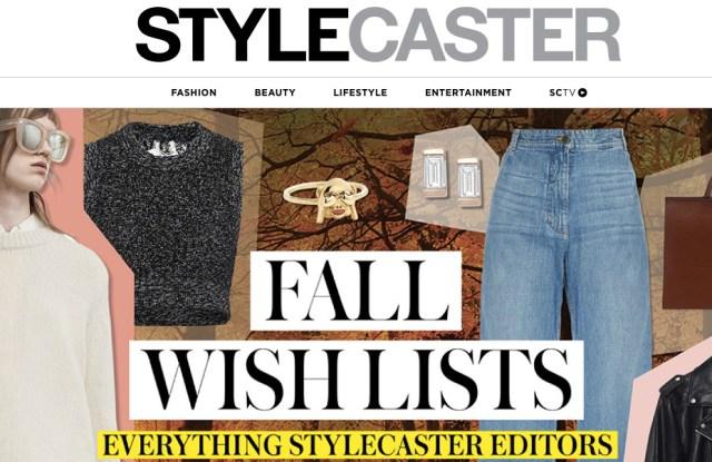 Digital publisher Stylecaster.