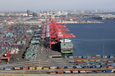 Ports respond to Hanjin bankruptcy.