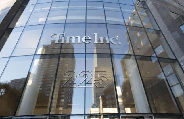 Time Inc. Building