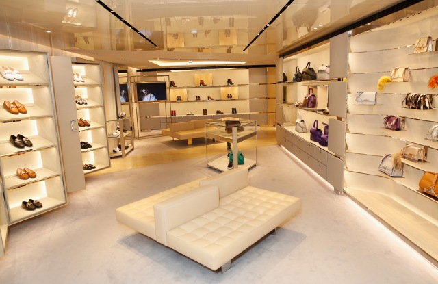 Inside the Tod's London flagship