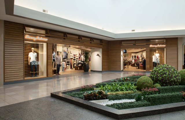 New stores will boost sales at Tommy Bahama in the second half.