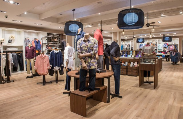 A Tommy Bahama store in Toronto.