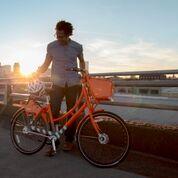 As the lead sponsor of Portland's bike share program, Nike has provided 1,000 SoBi smart bikes.