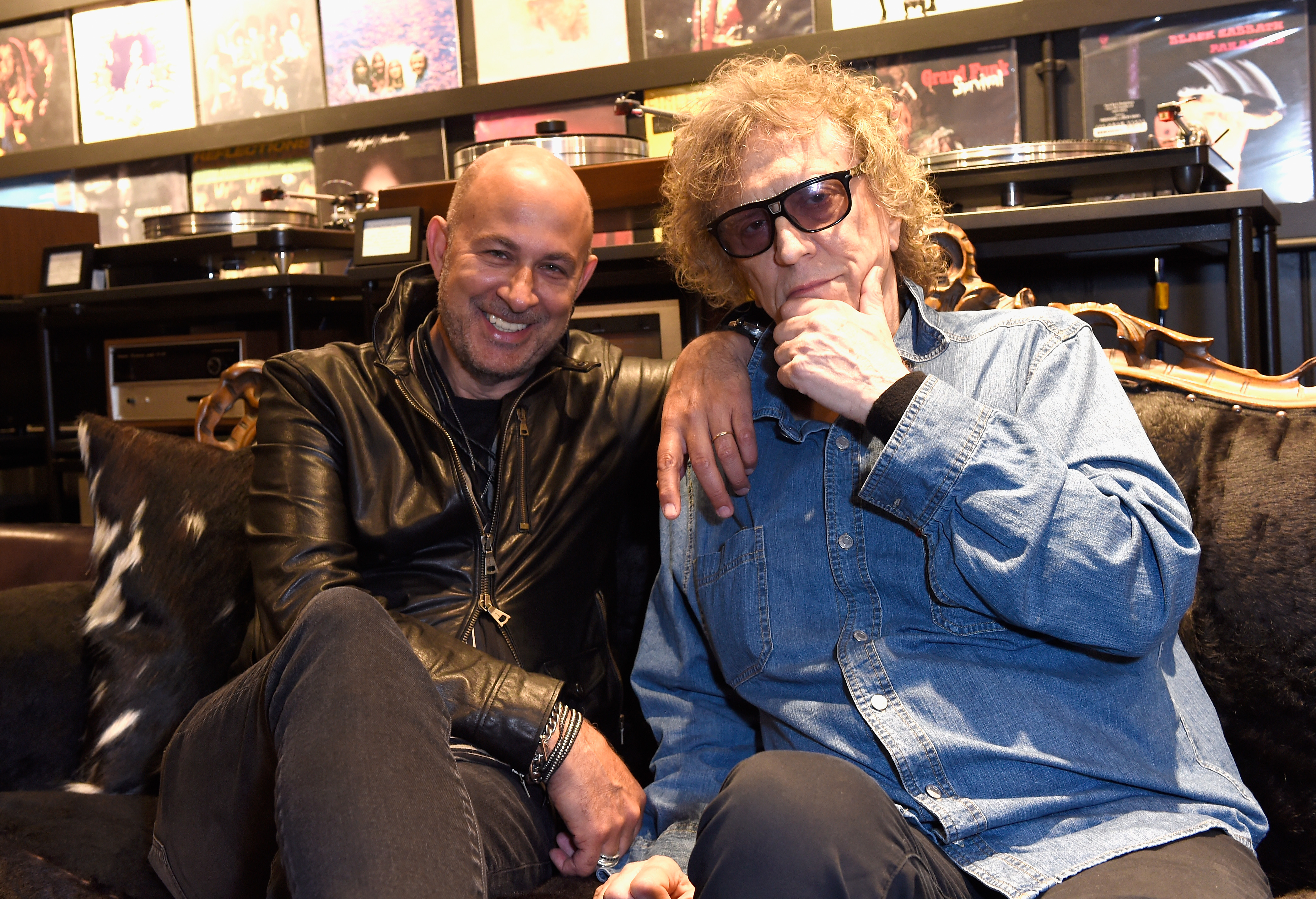 John Varvatos Mick Rock