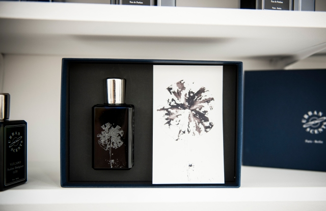 The Vulcano limited edition scent created by Marie Le Febvre