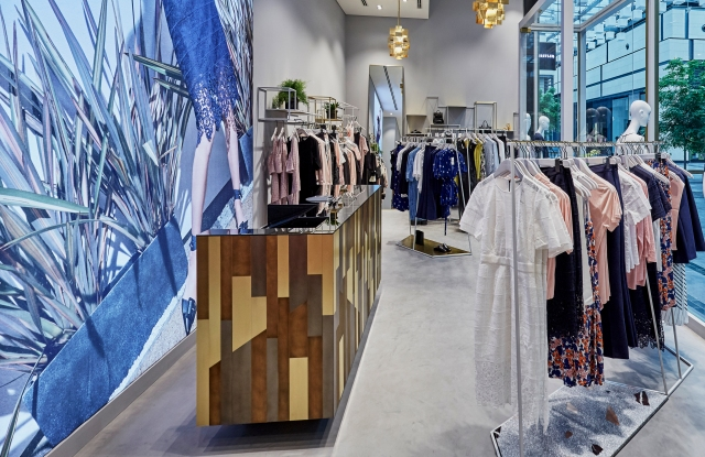 Whistles new Dubai store located in City Walk