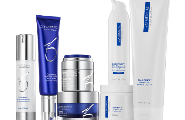 Products from ZO Skin Health