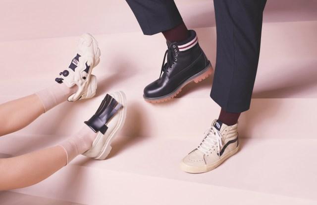 Styles from the Marni x Zalando collaboration.