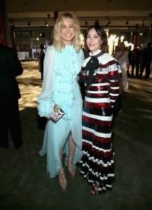 LACMA Art + Film Gala 2016 Brie Larson Gia Coppola