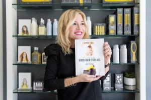 Drybar founder Alli Webb