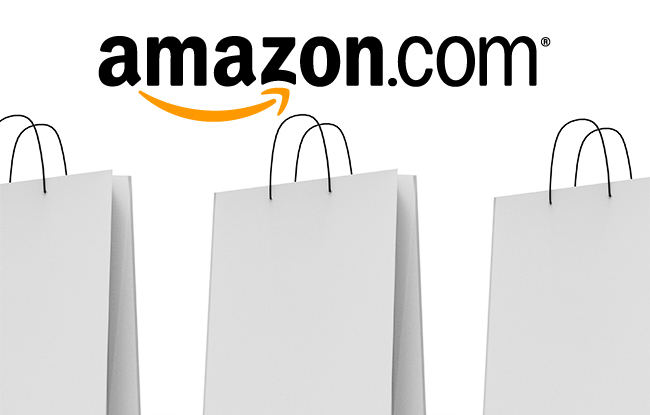 Amazon web site