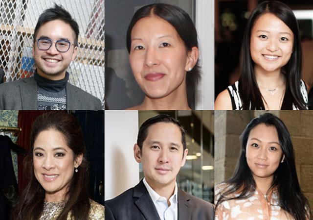 The next generation of Hong Kong fashion tycoons.
