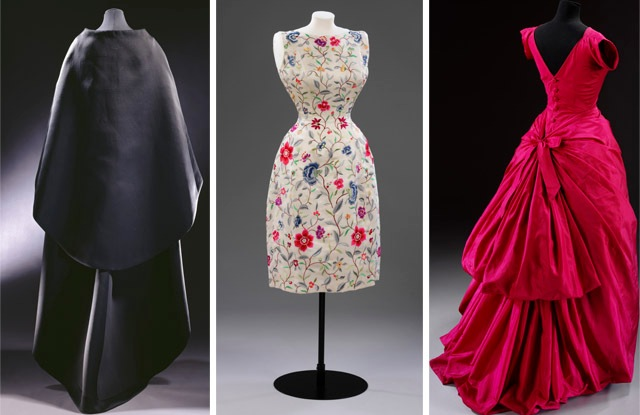Designs by Cristóbal Balenciaga to be featured in the V&A's upcoming exhibition.