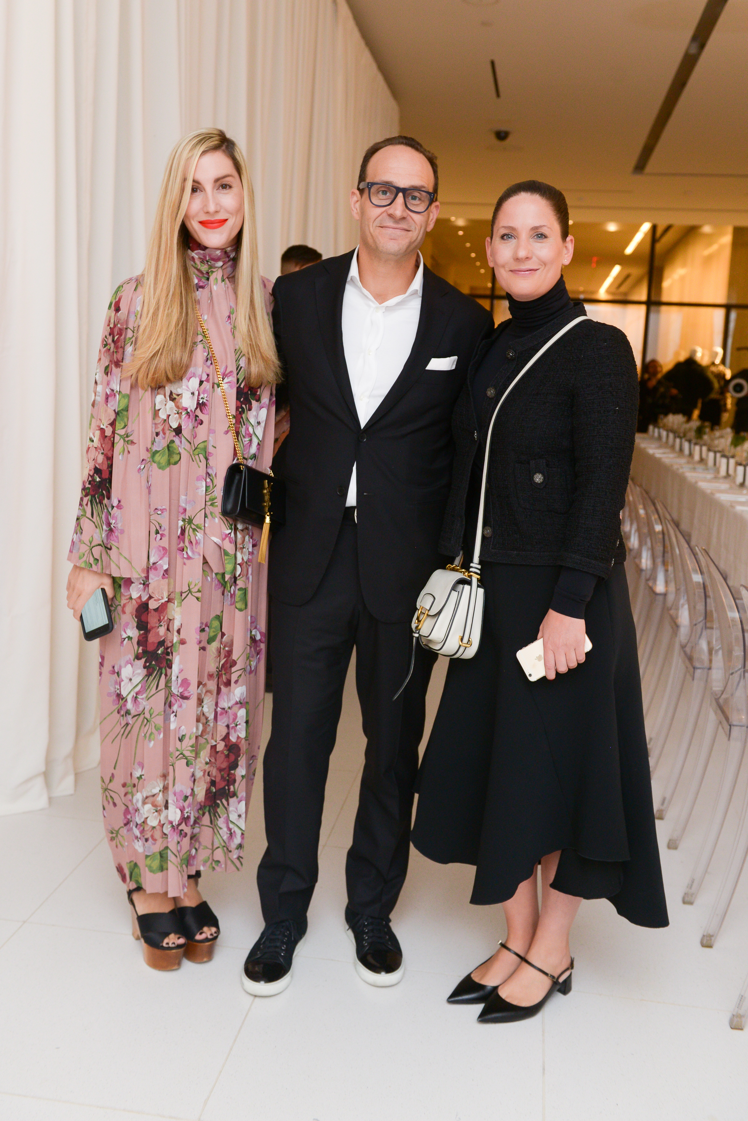 Joanna Hillman Marc Metrick Nicole Fritton Saks Fifth Avenue Downtown