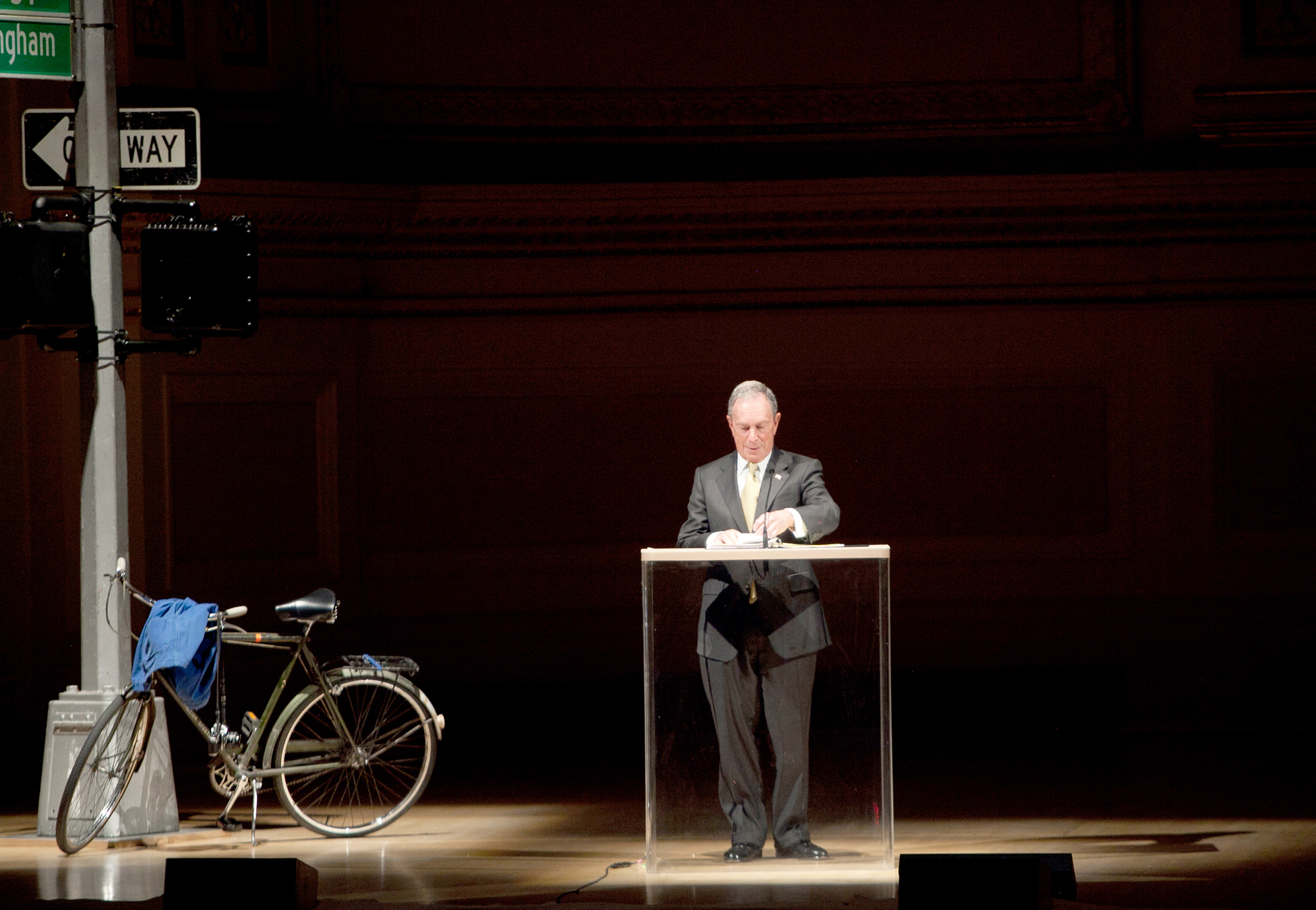 The New York Times Pays Tribute to Bill Cunningham at Carnegie Hall
